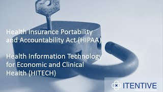 HITECH Security and HIPAA (Government Regulations Series)