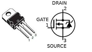 Как проверить полевой транзистор с помощью тестера.