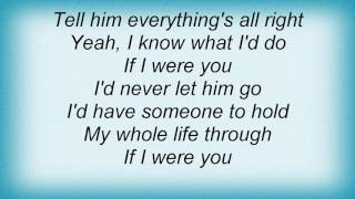Terri Clark - If I Were You Lyrics