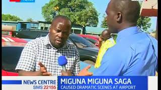 Kisumu residents react to Miguna Miguna JKIA showdown-News Center