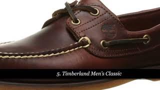 ✅Top 10 Best Mens Boat Shoes