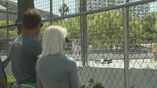 Indy Lights Driver Talks About Firestone Grand Prix In St. Pete