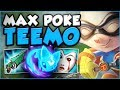 Download Youtube: WTF?? ONE TEEMO Q DOES HOW MUCH DAMAGE?! NEW MAX POKE TEEMO TOP GAMEPLAY SEASON 8! League of Legends