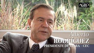 Alberto Rodríguez - Quién es Quién en Comunicándonos en Diario Agroempresario