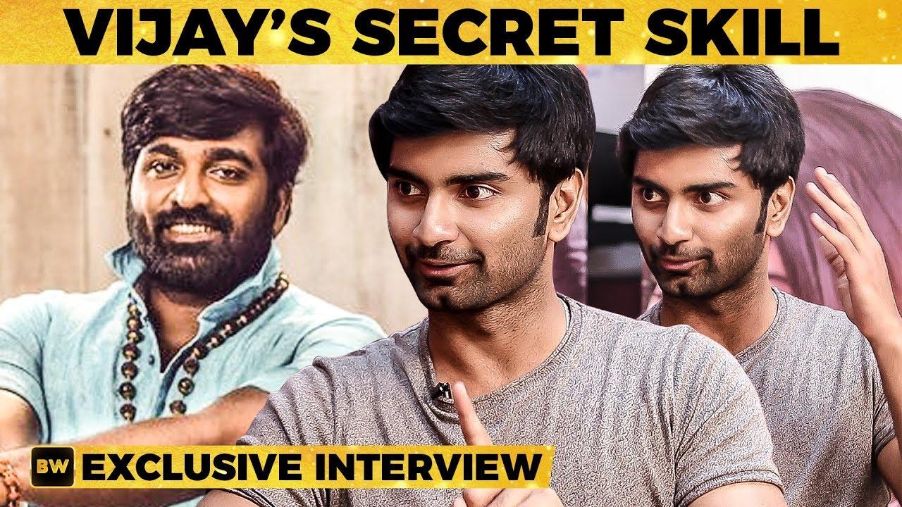 Vijay Sethupathis Acting Secret - Atharvaa Reveals | Megha Akash | Boomerang | MY 450