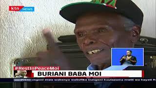 Mwaanachama wahudumu wa chama cha KANU atoa heshima zake za mwisho kwa Moi