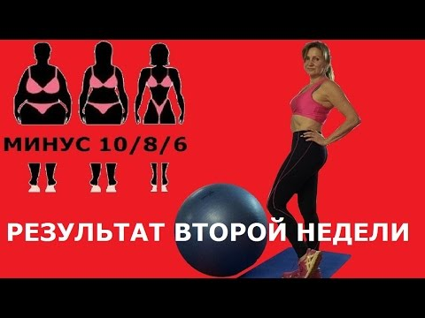 Классные упражнения для похудения