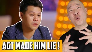 AGT Exposed: Marcelito Pomoy Told What To Say | Proof America's Got Talent Champions Is Fake