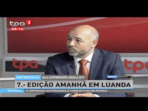 Angola TPA1 TV Coverage 2019