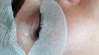 Наращивание ресниц. Техника наращивания 2Д. Видео урок. Практика. Eyelash extensions. The technique