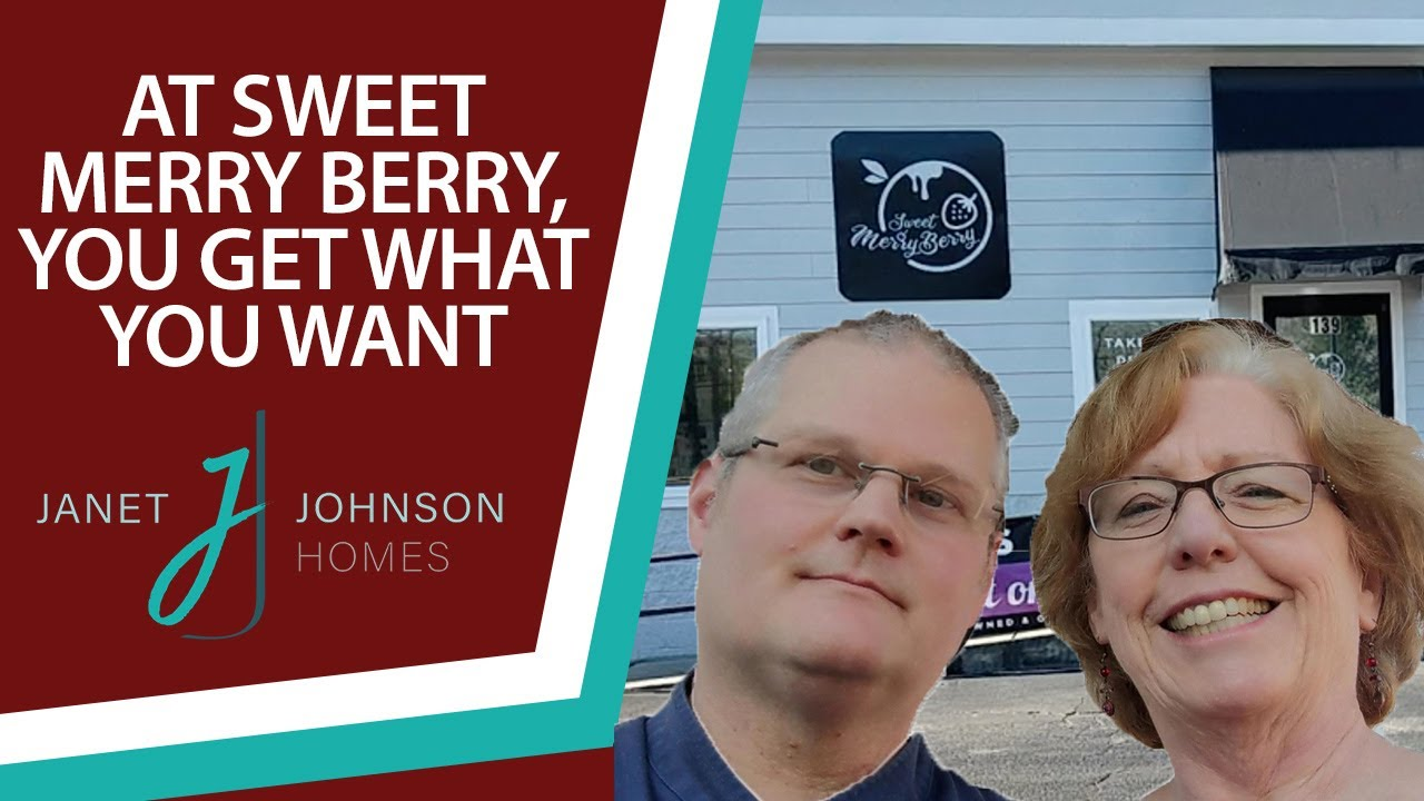 Checking Out Sweet Merry Berry, a Tasty Catering Restaurant