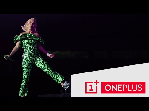 """Katy Perry - Never Really Over """"Live at One Plus Music Festival"""""""