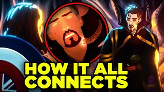 Marvel WHAT IF: Doctor Strange Captain Carter Team-Up?