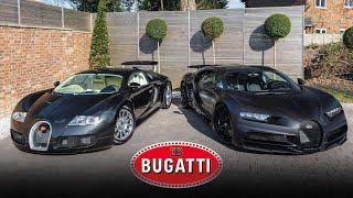 Should You Buy The Bugatti Veyron or Bugatti Chiron?