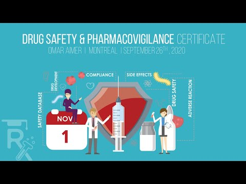 Pharmacovigilance and Drug Safety Certificate Course Overview ...
