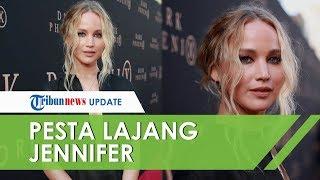 Jennifer Lawrence Menangis karena Gagal Menggelar Pesta Lajang