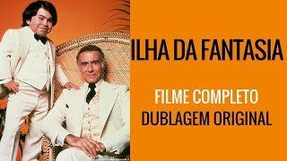 74afb338c A Ilha Da Fantasia  O Alvo Dublagem Original Português Filme Completo  Seriado Clássico 1979
