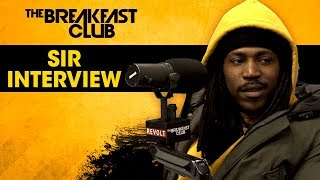 The Breakfast Club - SiR Talks Dropping New Music On TDE, Working With Stevie Wonder + More