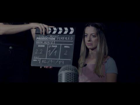 """""""PERFILES"""" - Entrevista en programa DE CORTOS PTV MÁLAGA - Adrian Vereda"""