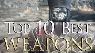 Top 10 ►Best Weapons | Dark Souls 3