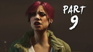 Infamous Second Son Gameplay Walkthrough Part 9 - Radiant Sweep (PS4)