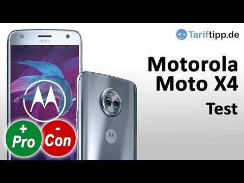 Motorola Moto X4 | Test deutsch | Ist das X4 das beste Handy für 350 Euro?