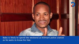 'It was an assassination attempt,' Babu Owino responds after dramatic gun shoot out