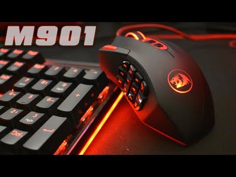 Redragon M901 Review - The $30 Budget Gaming Mouse! 💲💲💲