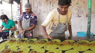 Hyderabadi Spice Upma Masala Dosa | Only 20 Rs Per Plate | Street Food Hyderabad