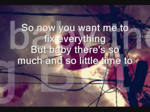 I Think About You Every Day - A Rocket To The Moon