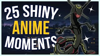 All 25 Shiny Pokemon Met in the Anime! | Supreme Countdowns