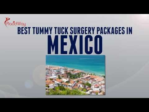 Top 6 Tummy Tuck Surgery Packages in Mexico