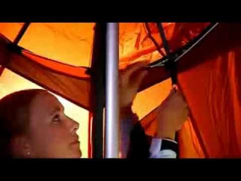 Съёмный внутренний тент Tentipi Inner-tent (Инструкция по установке)