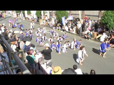 300 愛媛帝京幼稚園50周年祝い隊 アクトピア2015