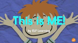 ELF Kids Videos - Kids Body Parts Song (This Is ME!)