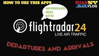 Flight Radar 24 Live Air Traffic