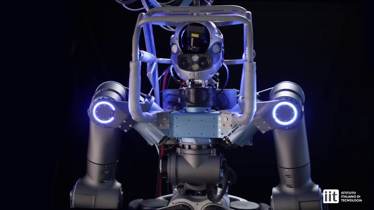 Our robot WALK-MAN is getting ready for the DARPA Robotics Challenge 2015