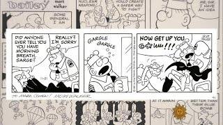 A Century Of Sunday Funnies
