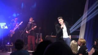 Joe McElderry -  Until The Stars Run Out -  Customs House p m