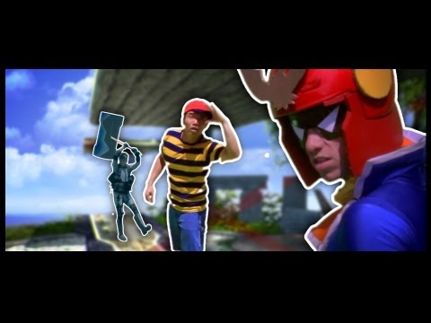 This Live Action Smash Bros Video Makes Me Want To Play Smash Bros 4