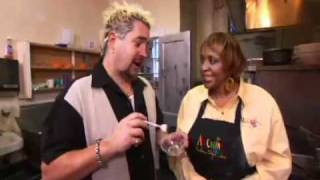 Alcenia's on Diners, Drive-ins and Dives