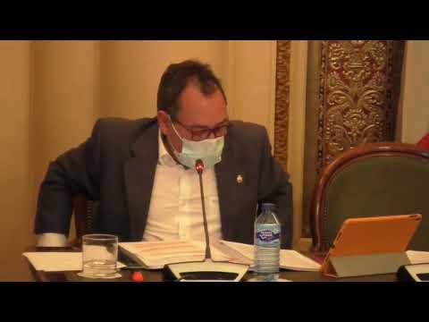 Pleno de la Diputación Provincial (3-09-2020).