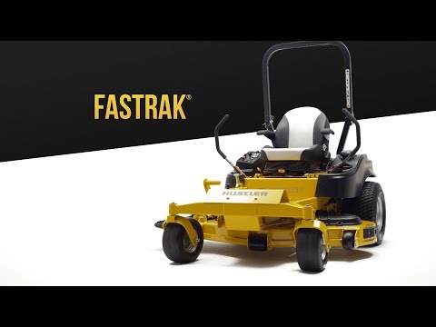 2020 Hustler Turf Equipment FasTrak 54 in. Kohler EFI 27 hp in Mazeppa, Minnesota - Video 1