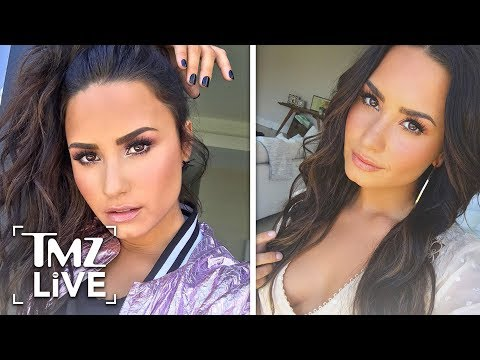 [TMZ]  Demi Lovato Out Of Hospital