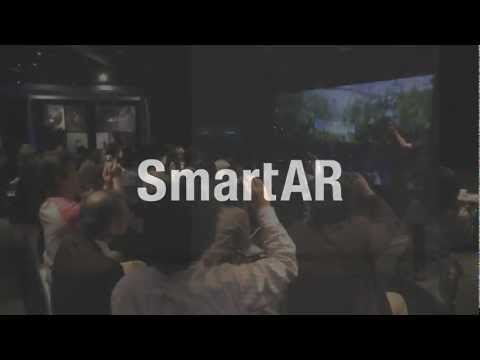 Sony's SmartAR Could Change How You Look At The World