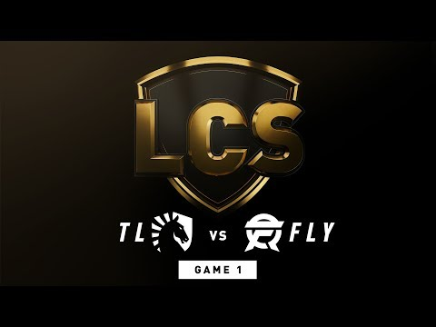 , title : 'TL vs. FLY | Semifinals Game 1 | LCS Spring Split | Team Liquid vs. FlyQuest (2019)'