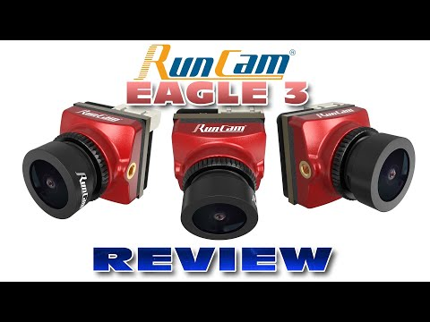 The new Runcam Eagle 3 compared to the Runcam micro Eagle :)