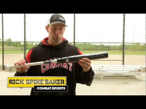 COMbat Spiked USSSA & Spiked 98 ASA Slow Pitch Bats