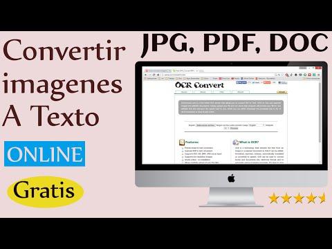convertir pdf ocr escaneado a word gratis