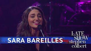 Sara Bareilles Performs 'Armor'